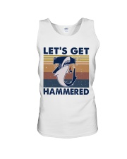 Get Hammered Unisex Tank thumbnail
