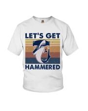 Get Hammered Youth T-Shirt thumbnail