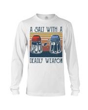A Salt With A Deadly Weapon Long Sleeve Tee thumbnail