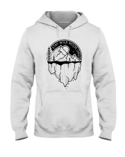 Stay Wild Moon Child Hooded Sweatshirt front