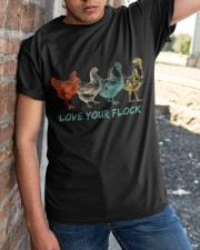 Love You Flock Classic T-Shirt apparel-classic-tshirt-lifestyle-27