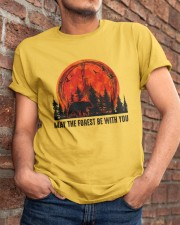 May The Forest Be With You Classic T-Shirt apparel-classic-tshirt-lifestyle-26