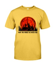 May The Forest Be With You Classic T-Shirt front