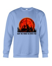 May The Forest Be With You Crewneck Sweatshirt thumbnail