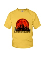 May The Forest Be With You Youth T-Shirt thumbnail