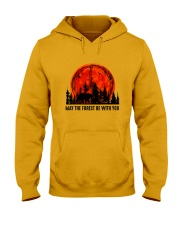 May The Forest Be With You Hooded Sweatshirt thumbnail