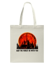 May The Forest Be With You Tote Bag thumbnail