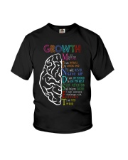 Growth Mindset Youth T-Shirt tile