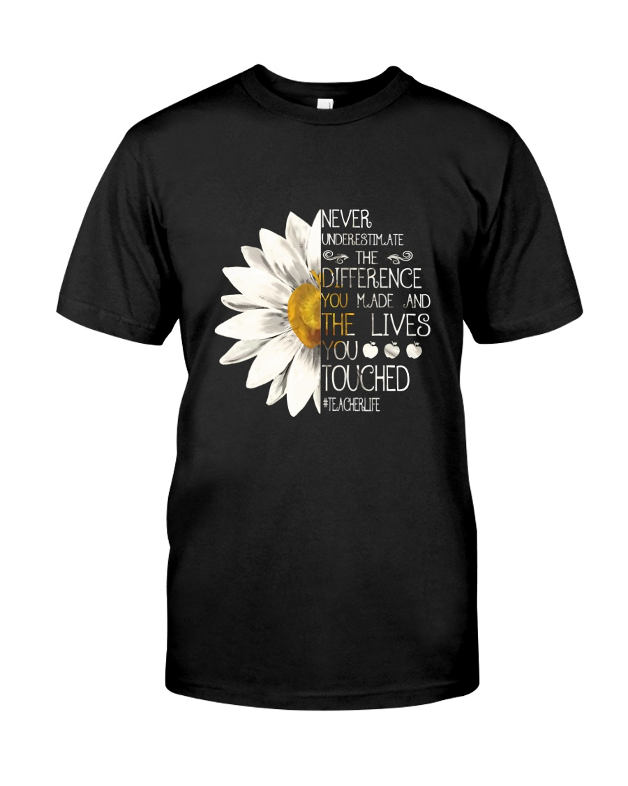 Teacher Life Classic T-Shirt