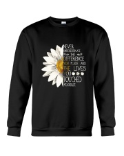 Teacher Life Crewneck Sweatshirt thumbnail