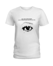 Into The Forest I Go 2 Ladies T-Shirt thumbnail
