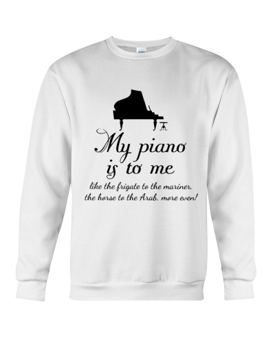 My Piano Is To Me