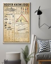 Roofer Knowledge 11x17 Poster lifestyle-poster-1