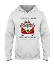 You May Say I Am A Dreamer Hooded Sweatshirt thumbnail