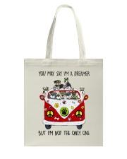 You May Say I Am A Dreamer Tote Bag thumbnail