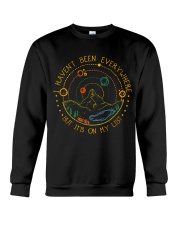 Haven't Been Everywhere Crewneck Sweatshirt thumbnail