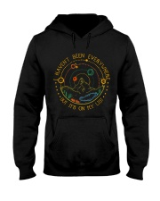 Haven't Been Everywhere Hooded Sweatshirt front