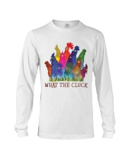 What The Cluck Long Sleeve Tee thumbnail