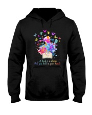 A Book Is A Dream Hooded Sweatshirt thumbnail