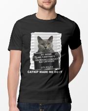 Catnip Made Me Do It Classic T-Shirt lifestyle-mens-crewneck-front-13