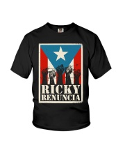 Puerto Rico Youth T-Shirt thumbnail
