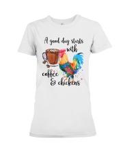 A Good Day Premium Fit Ladies Tee thumbnail