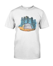 Happy Camper Classic T-Shirt tile