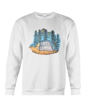 Happy Camper Crewneck Sweatshirt thumbnail