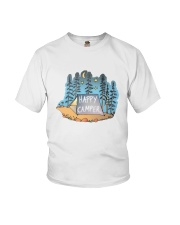 Happy Camper Youth T-Shirt thumbnail
