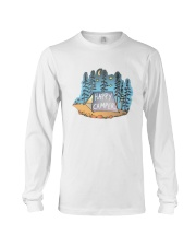 Happy Camper Long Sleeve Tee thumbnail