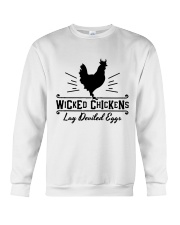 Wicked Chickens Crewneck Sweatshirt thumbnail