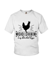 Wicked Chickens Youth T-Shirt thumbnail
