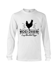 Wicked Chickens Long Sleeve Tee thumbnail