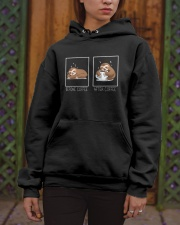 Before And After Coffee Hooded Sweatshirt apparel-hooded-sweatshirt-lifestyle-front-03