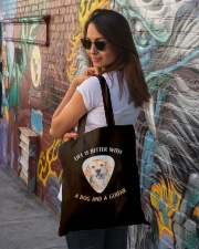 Life Is Better Tote Bag lifestyle-totebag-front-1