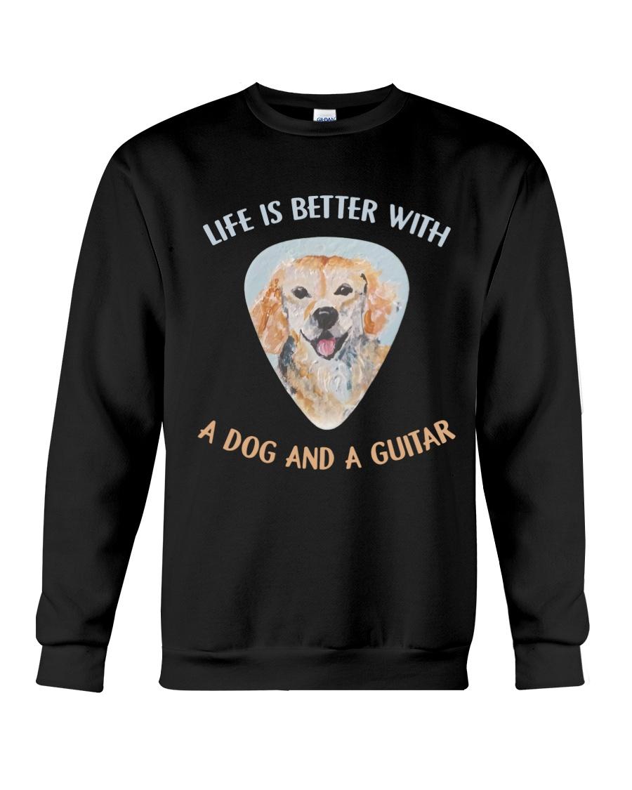 Life Is Better Crewneck Sweatshirt
