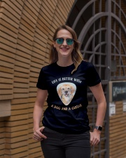 Life Is Better Ladies T-Shirt lifestyle-women-crewneck-front-2