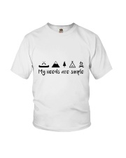 My Need Are Simple Youth T-Shirt thumbnail