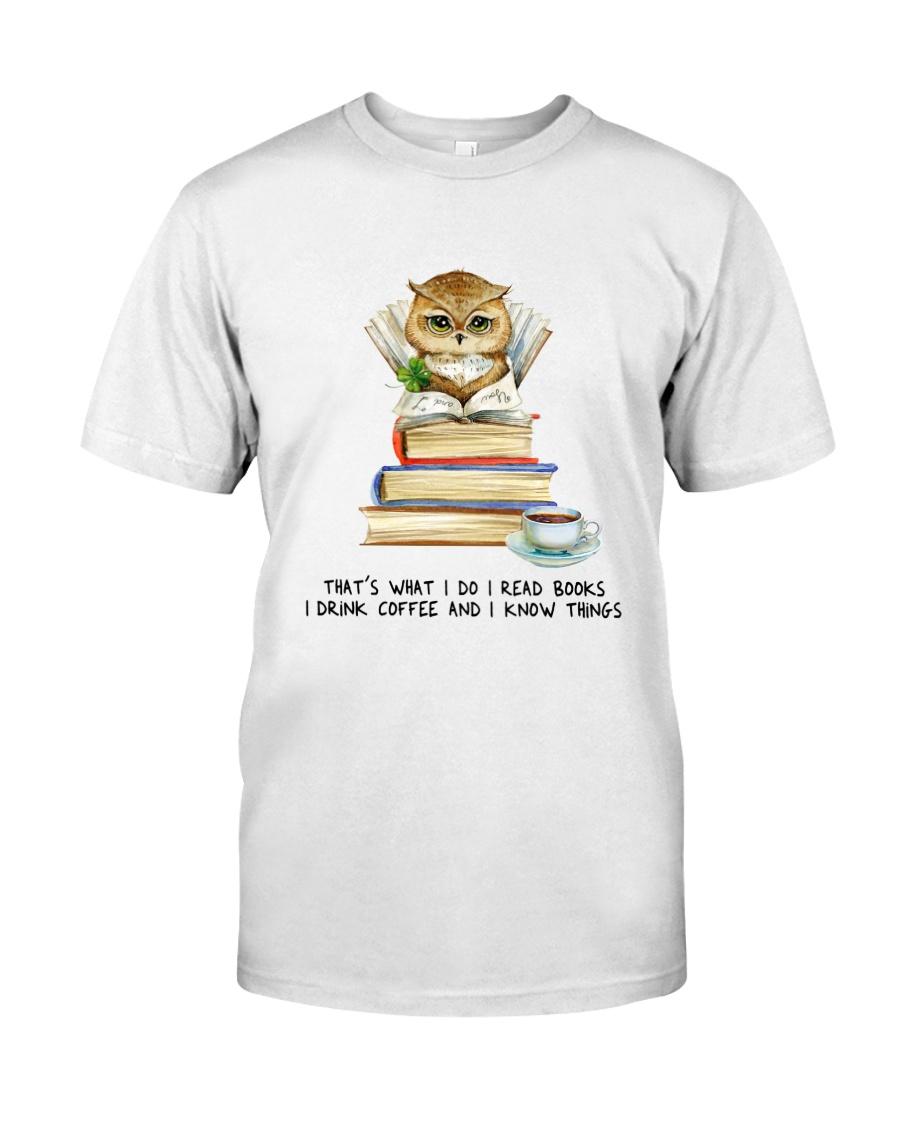 Owl Classic T-Shirt