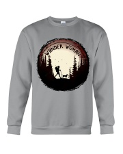 Wander Woman Crewneck Sweatshirt thumbnail