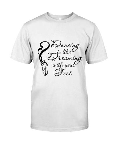 Dancing Is Like Dreaming