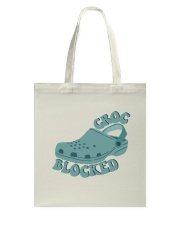 Croc Blocked Tote Bag thumbnail