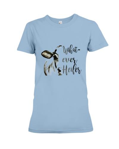 Whatever Heifer