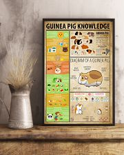 Guinea Pig Knowledge 11x17 Poster lifestyle-poster-3