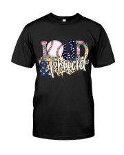 Loud And Proud Classic T-Shirt front