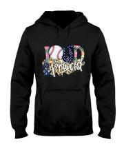 Loud And Proud Hooded Sweatshirt thumbnail
