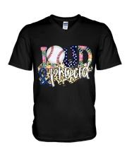 Loud And Proud V-Neck T-Shirt thumbnail