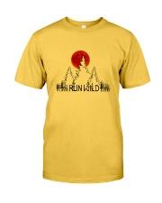 Run Wild Classic T-Shirt thumbnail