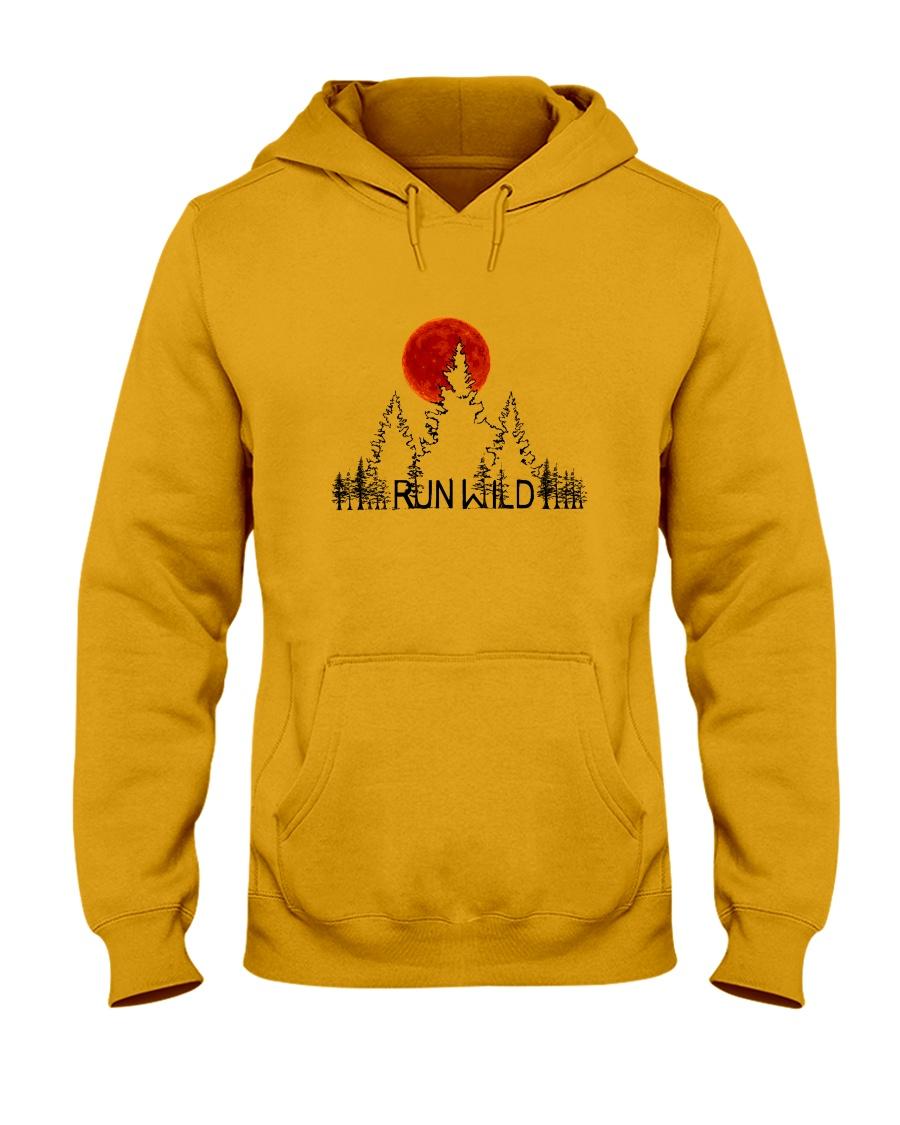 Run Wild Hooded Sweatshirt