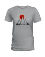 Run Wild Ladies T-Shirt thumbnail